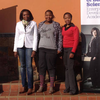 Innovator Trust Partners with GIBS to create black female ICT leaders