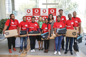 Vodacom and Innovator Trust launch Youth Entrepreneurship Programme
